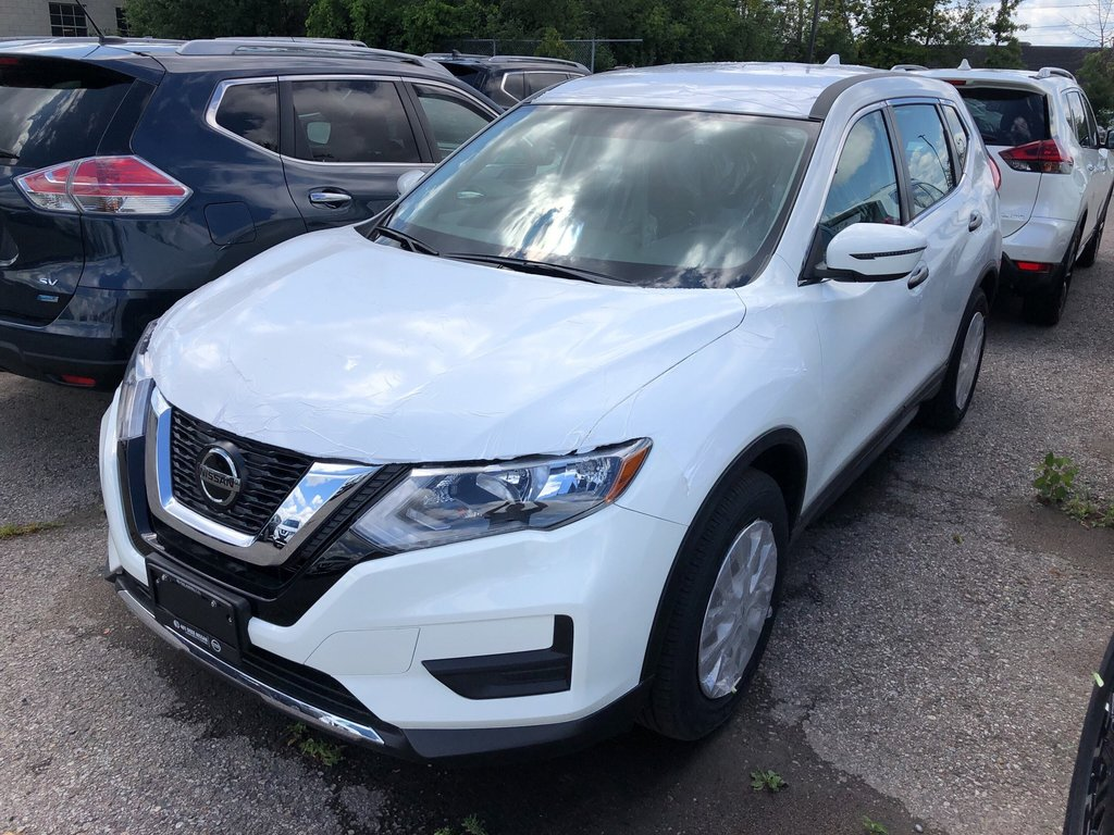 2020 Nissan Rogue S FWD CVT in Mississauga, Ontario - 5 - w1024h768px
