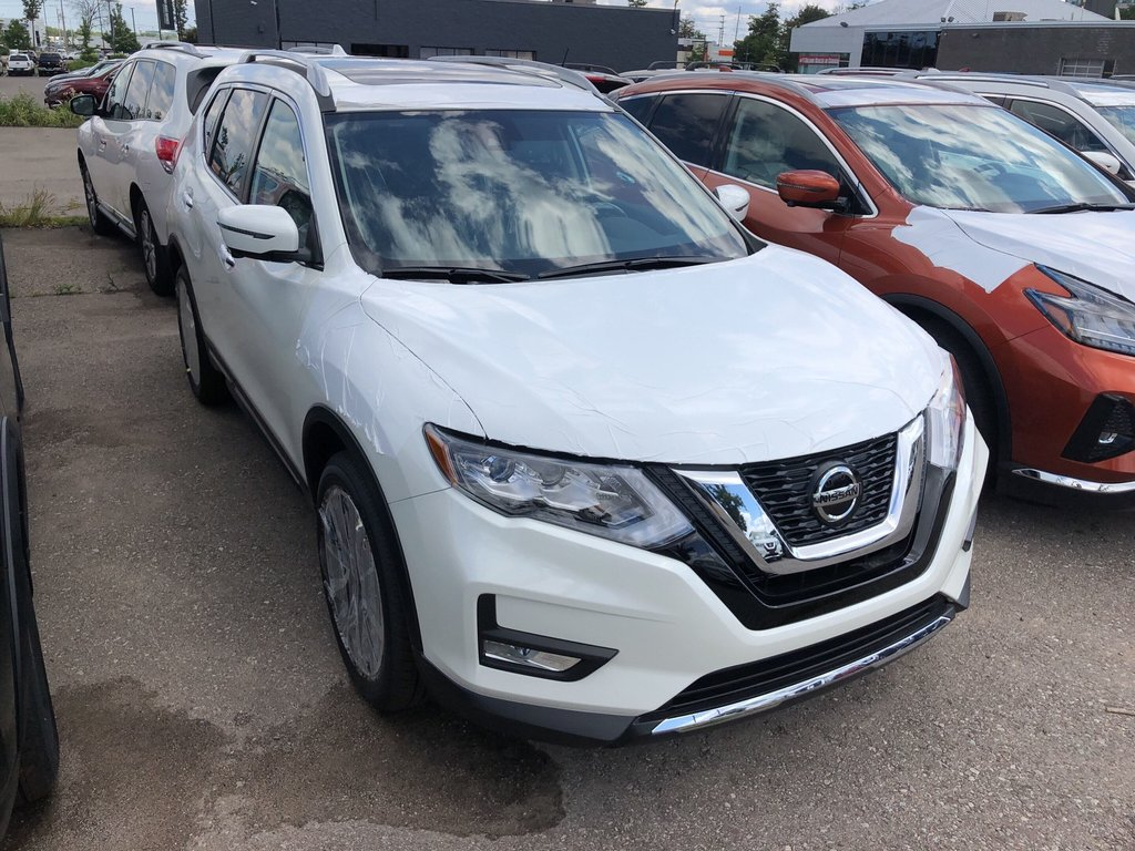 2020 Nissan Rogue SL AWD CVT in Mississauga, Ontario - 4 - w1024h768px