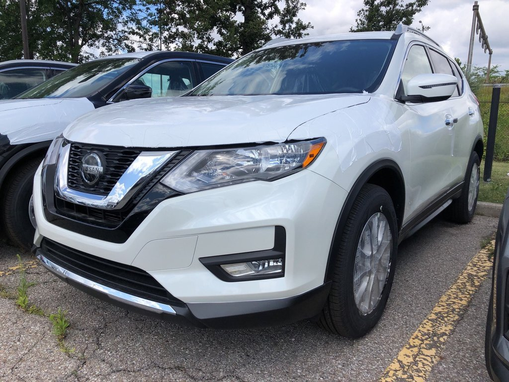 2020 Nissan Rogue SV AWD CVT in Mississauga, Ontario - 1 - w1024h768px