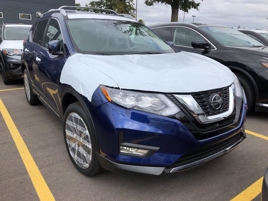 2020 Nissan Rogue SL AWD CVT in Mississauga, Ontario - 2 - w1024h768px