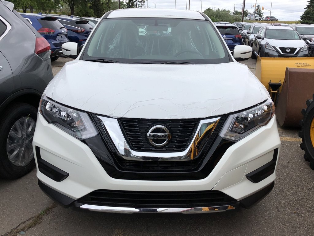 2020 Nissan Rogue S FWD CVT in Mississauga, Ontario - 2 - w1024h768px