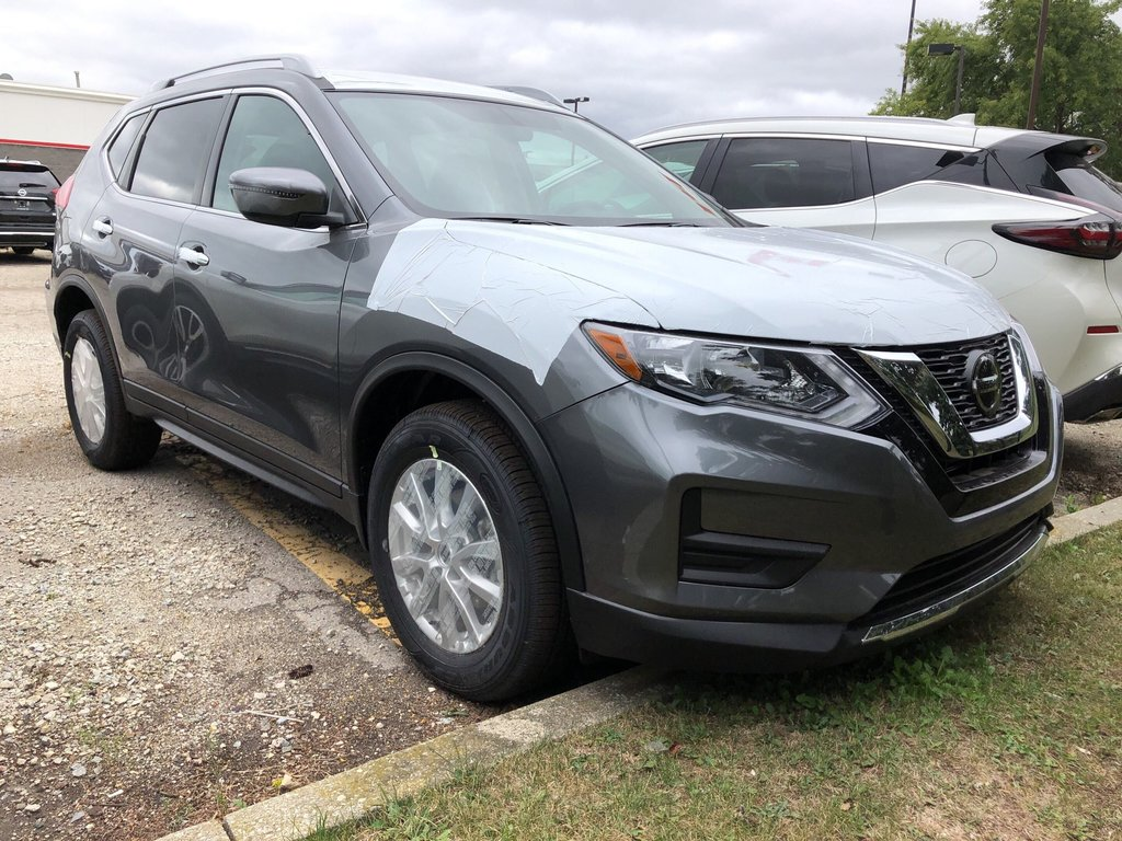 2020 Nissan Rogue S AWD CVT in Mississauga, Ontario - 2 - w1024h768px