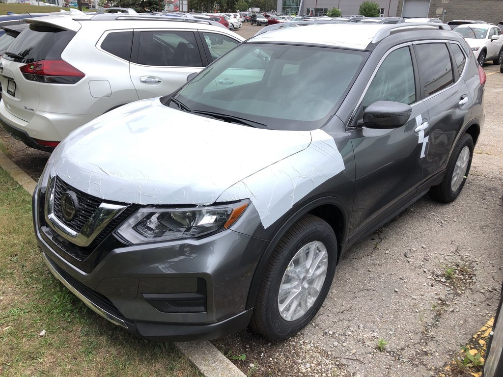 2020 Nissan Rogue S AWD CVT in Mississauga, Ontario - 5 - w1024h768px