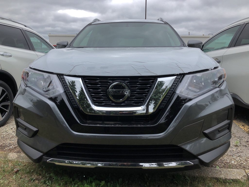 2020 Nissan Rogue S AWD CVT in Mississauga, Ontario - 3 - w1024h768px