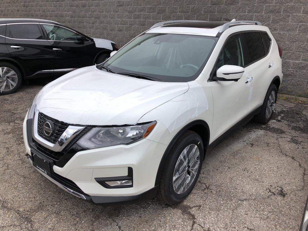 2020 Nissan Rogue SV AWD CVT in Mississauga, Ontario - 5 - w1024h768px
