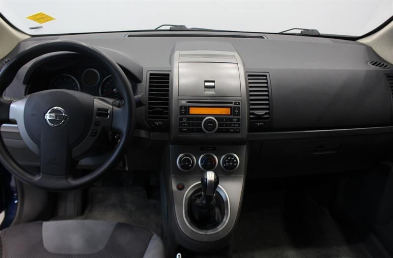 2007 Nissan Sentra 4Dr Sedan S 6sp in Regina, Saskatchewan - 12 - w1024h768px