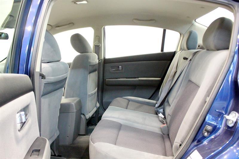 2007 Nissan Sentra 4Dr Sedan S 6sp in Regina, Saskatchewan - 11 - w1024h768px