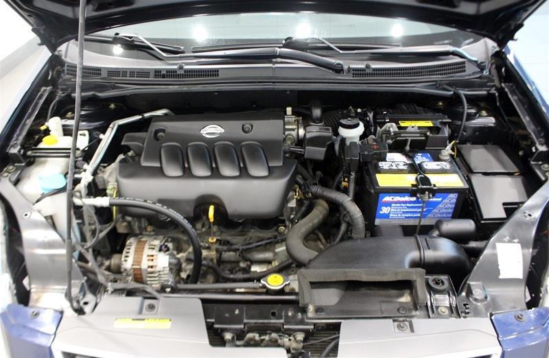 2007 Nissan Sentra 4Dr Sedan S 6sp in Regina, Saskatchewan - 17 - w1024h768px