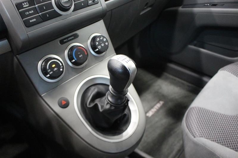 2007 Nissan Sentra 4Dr Sedan S 6sp in Regina, Saskatchewan - 4 - w1024h768px
