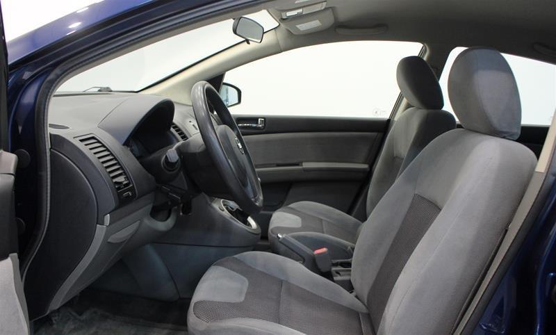 2007 Nissan Sentra 4Dr Sedan S 6sp in Regina, Saskatchewan - 9 - w1024h768px