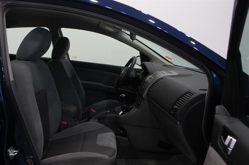 2007 Nissan Sentra 4Dr Sedan S 6sp in Regina, Saskatchewan - 14 - w1024h768px