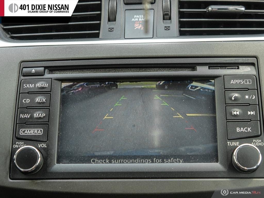 2014 Nissan Sentra 1.8 SR CVT in Mississauga, Ontario - 27 - w1024h768px