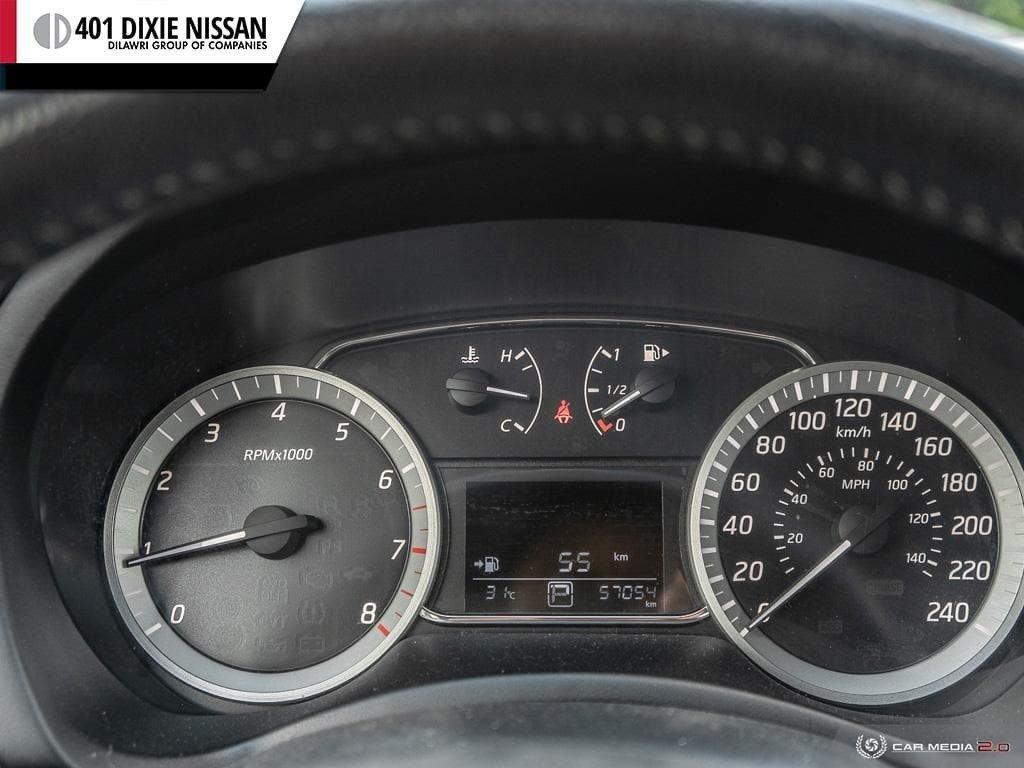 2014 Nissan Sentra 1.8 SR CVT in Mississauga, Ontario - 15 - w1024h768px