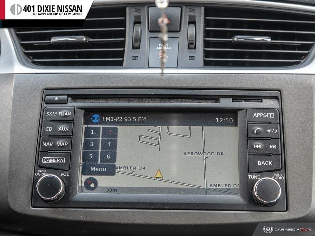 2014 Nissan Sentra 1.8 SR CVT in Mississauga, Ontario - 21 - w1024h768px
