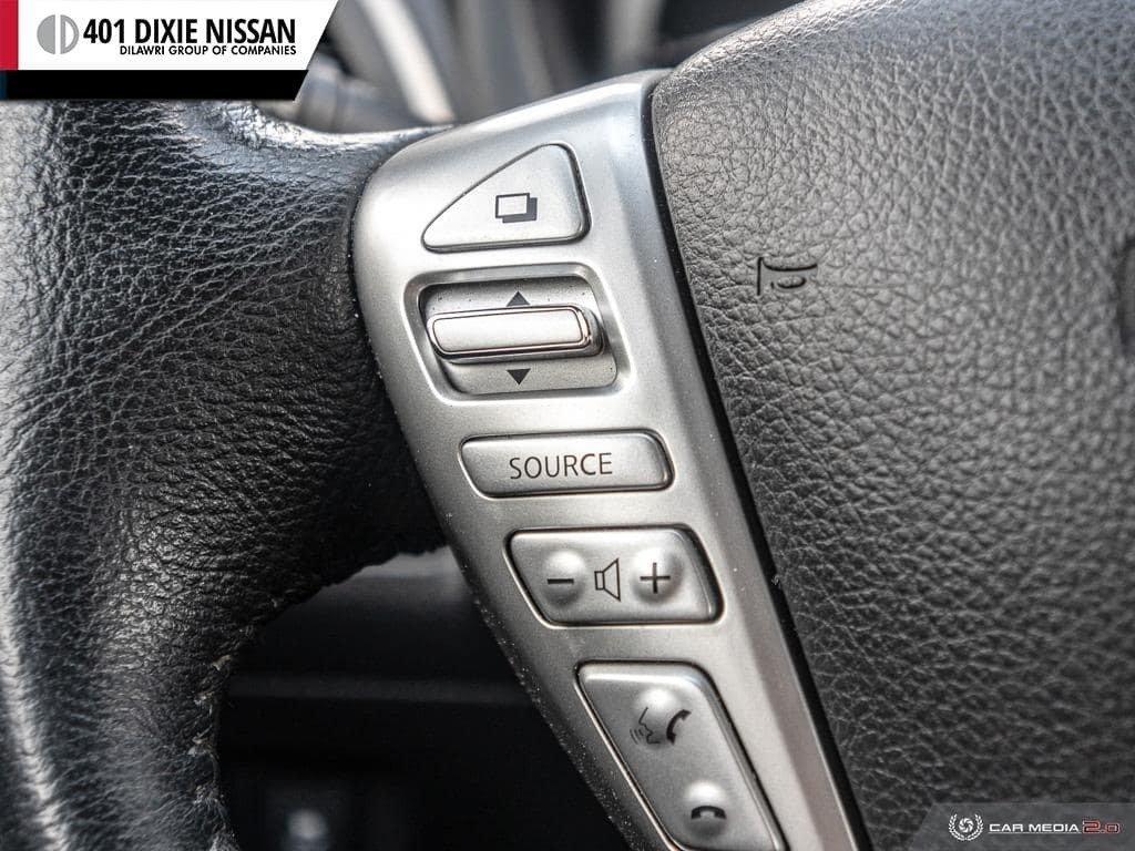2014 Nissan Sentra 1.8 SR CVT in Mississauga, Ontario - 18 - w1024h768px