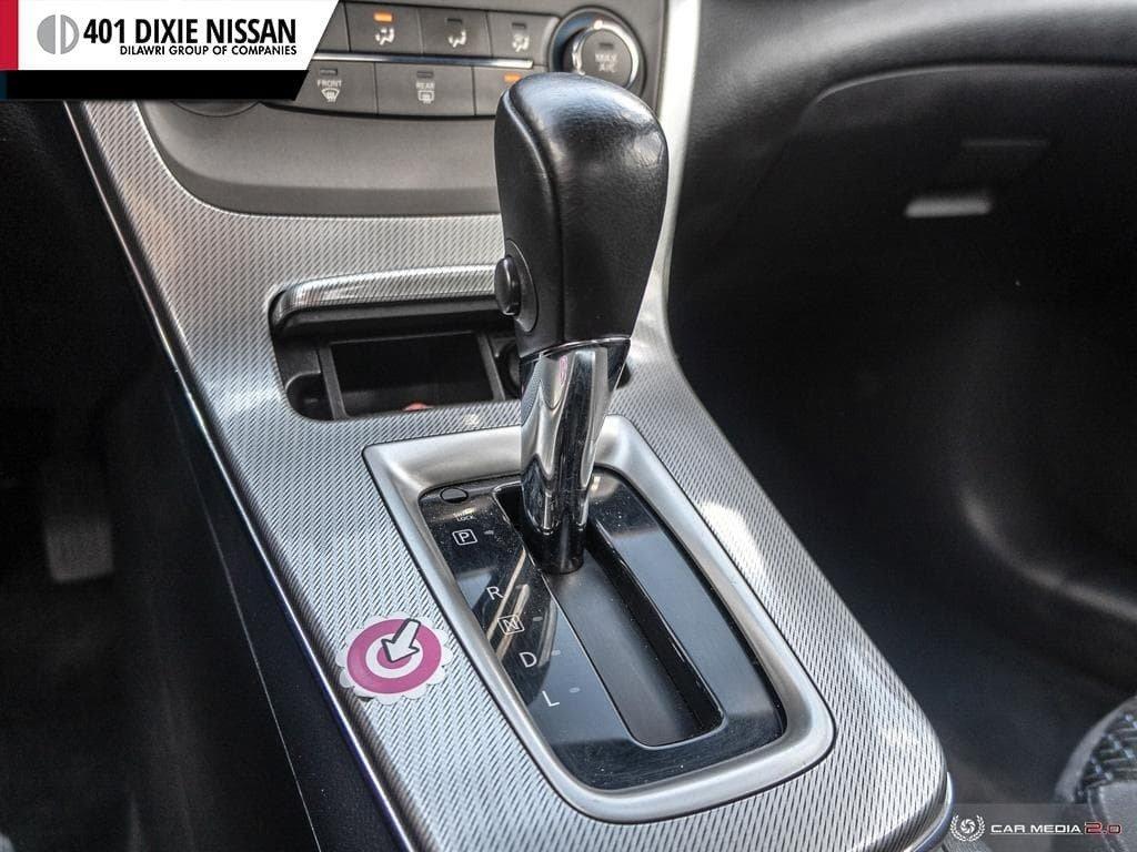2014 Nissan Sentra 1.8 SR CVT in Mississauga, Ontario - 19 - w1024h768px