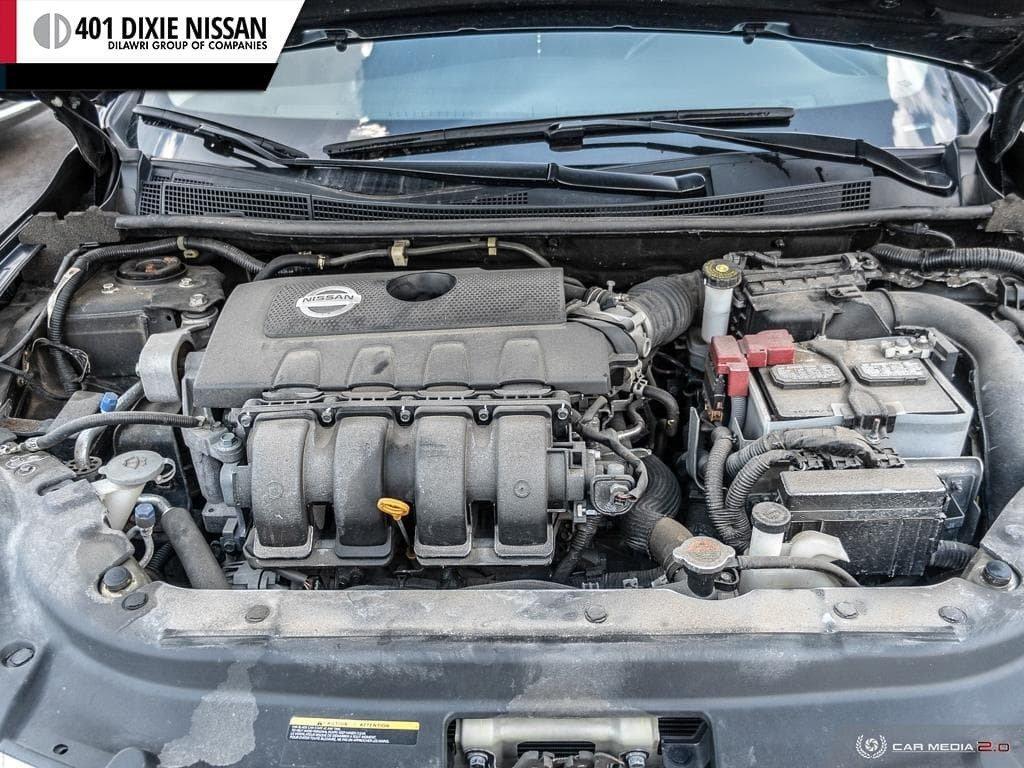 2014 Nissan Sentra 1.8 SR CVT in Mississauga, Ontario - 8 - w1024h768px