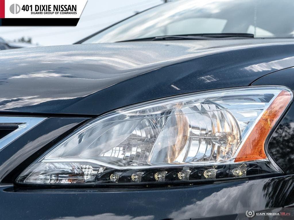 2014 Nissan Sentra 1.8 SR CVT in Mississauga, Ontario - 10 - w1024h768px
