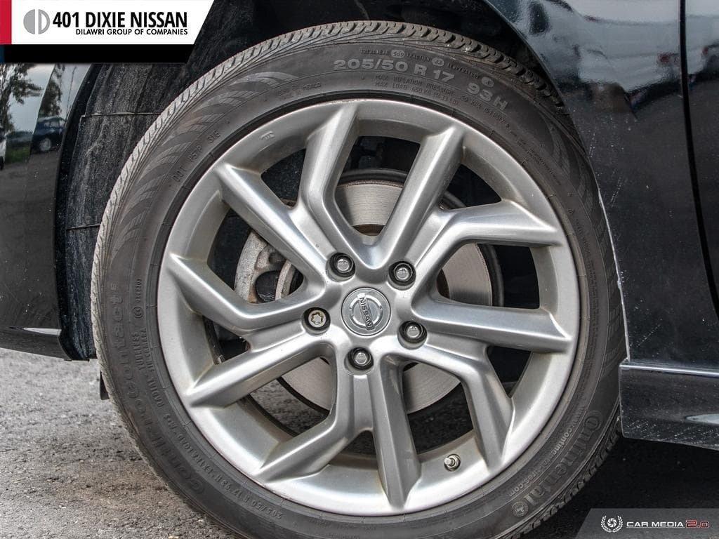 2014 Nissan Sentra 1.8 SR CVT in Mississauga, Ontario - 6 - w1024h768px