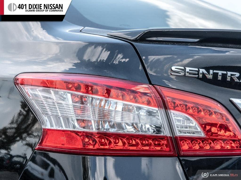 2014 Nissan Sentra 1.8 SR CVT in Mississauga, Ontario - 12 - w1024h768px