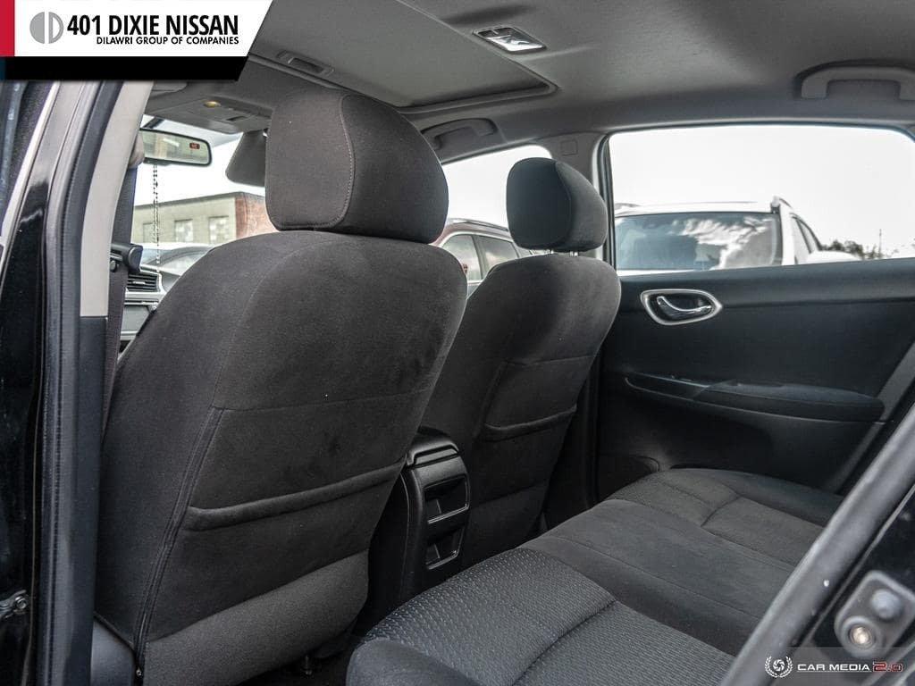 2014 Nissan Sentra 1.8 SR CVT in Mississauga, Ontario - 24 - w1024h768px