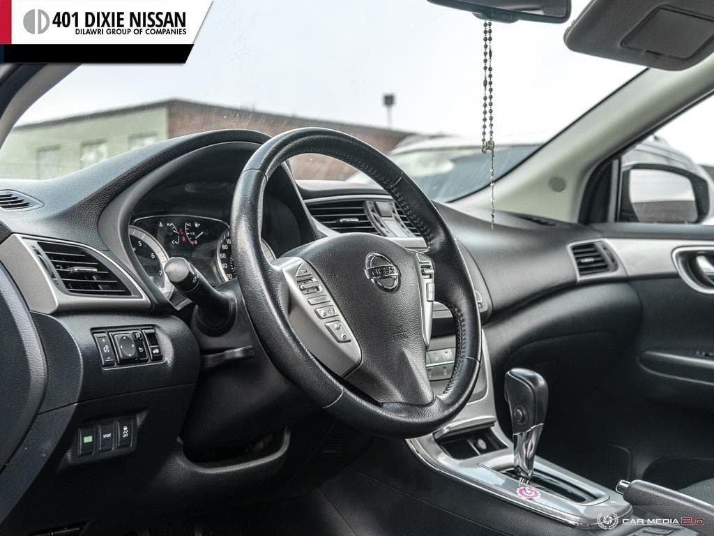 2014 Nissan Sentra 1.8 SR CVT in Mississauga, Ontario - 13 - w1024h768px