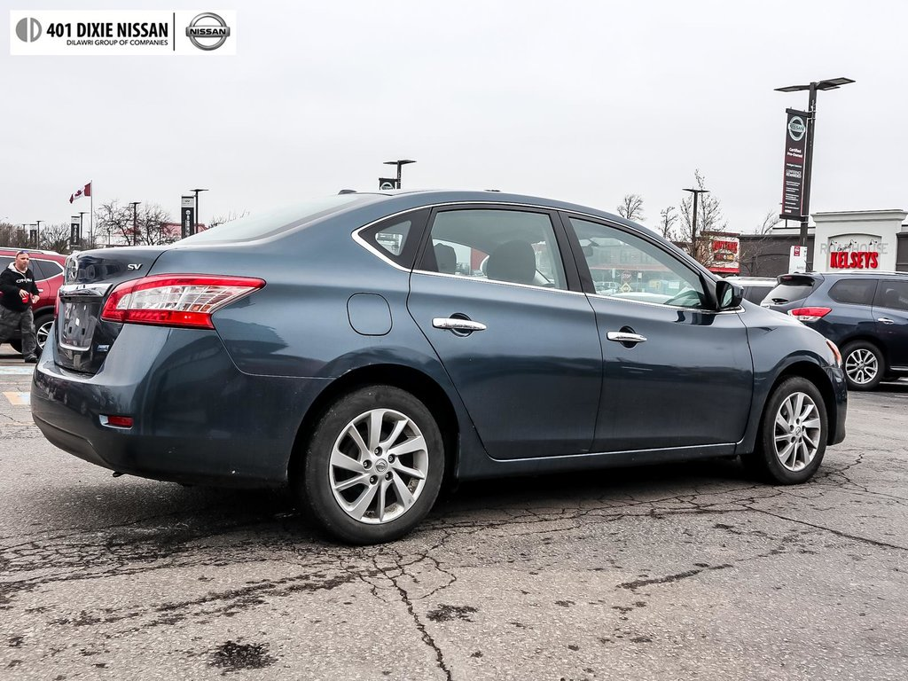 2015 Nissan Sentra 1.8 SV CVT in Mississauga, Ontario - 24 - w1024h768px