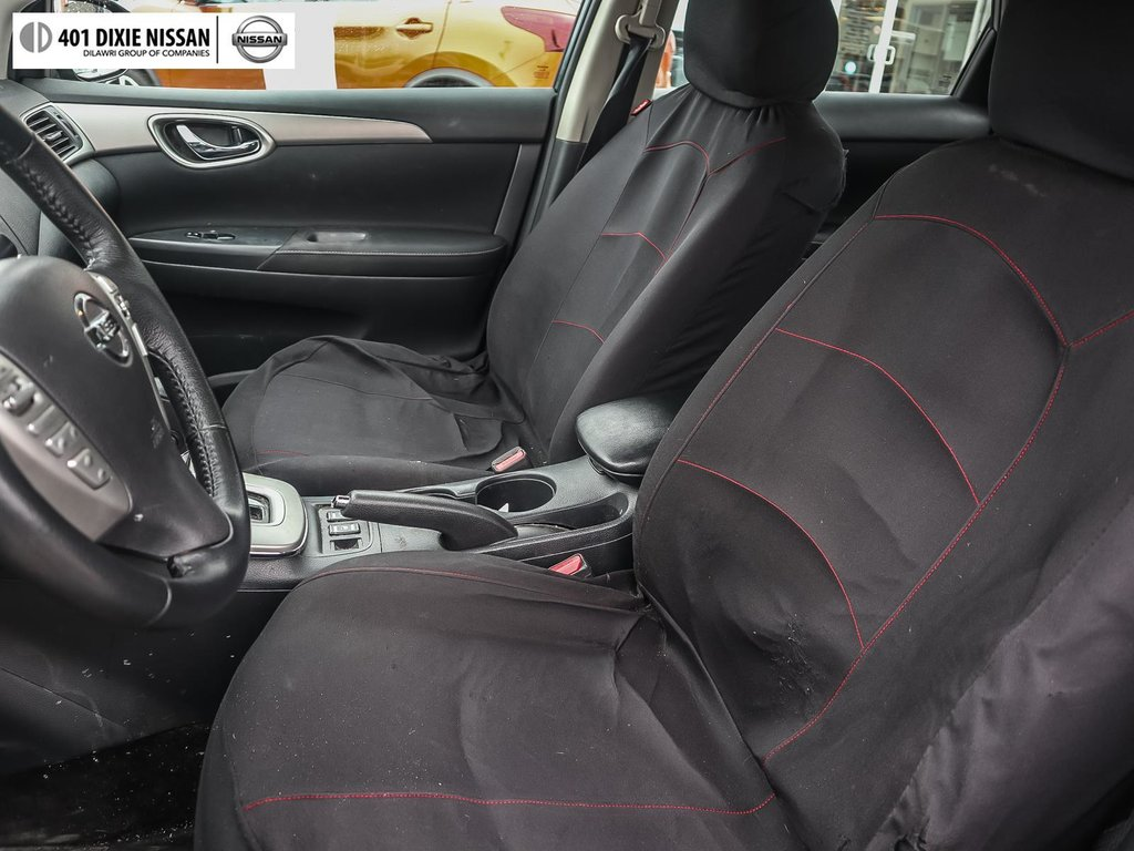 2015 Nissan Sentra 1.8 SV CVT in Mississauga, Ontario - 9 - w1024h768px
