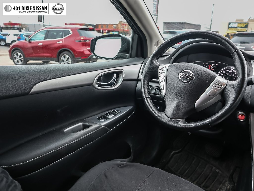 2015 Nissan Sentra 1.8 SV CVT in Mississauga, Ontario - 12 - w1024h768px