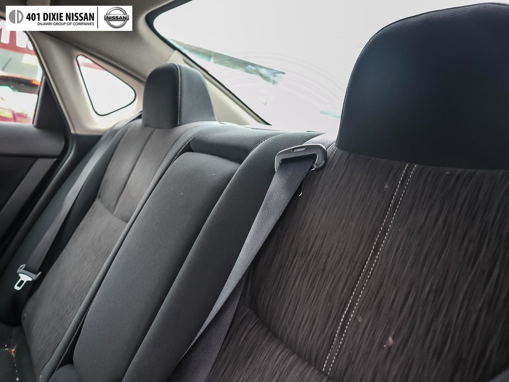 2015 Nissan Sentra 1.8 SV CVT in Mississauga, Ontario - 10 - w1024h768px
