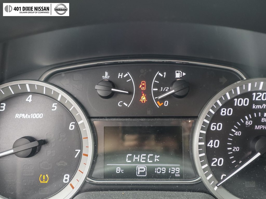 2015 Nissan Sentra 1.8 SV CVT in Mississauga, Ontario - 18 - w1024h768px
