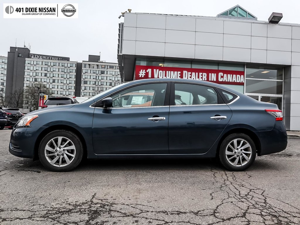 2015 Nissan Sentra 1.8 SV CVT in Mississauga, Ontario - 27 - w1024h768px