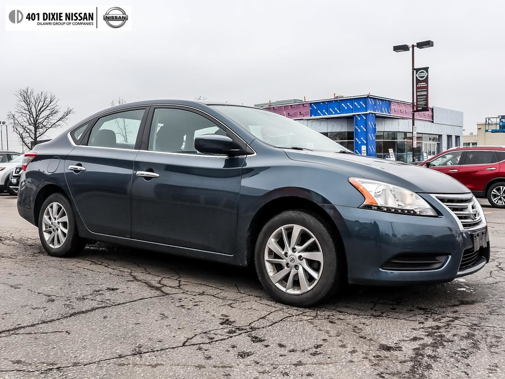2015 Nissan Sentra 1.8 SV CVT in Mississauga, Ontario - 3 - w1024h768px