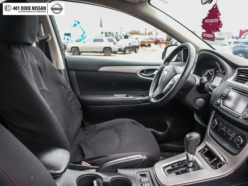 2015 Nissan Sentra 1.8 SV CVT in Mississauga, Ontario - 13 - w1024h768px