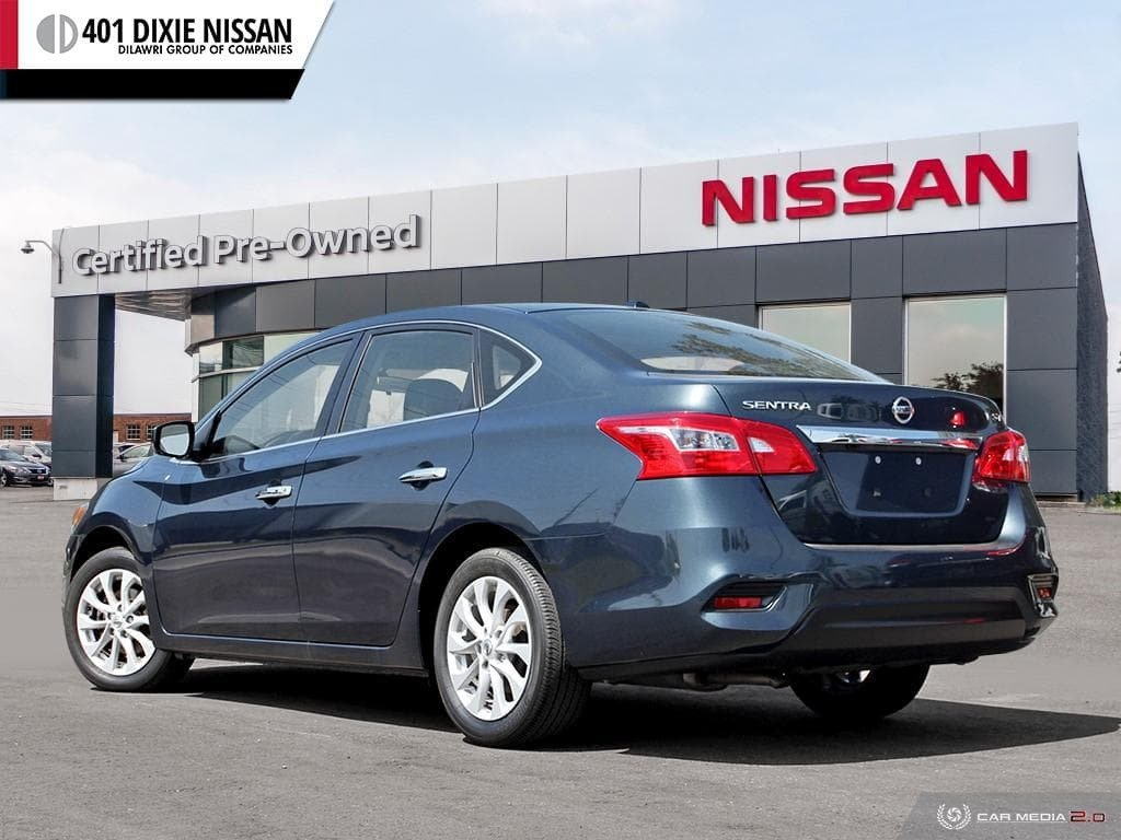 2016 Nissan Sentra 1.8 SV CVT in Mississauga, Ontario - 4 - w1024h768px