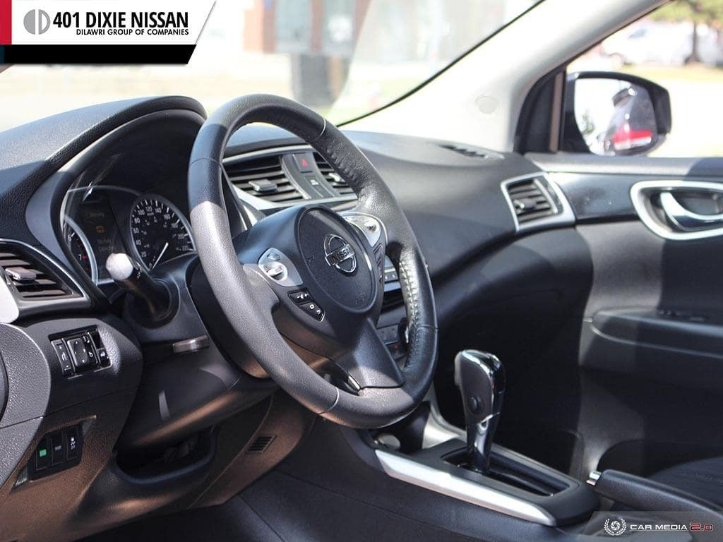 2016 Nissan Sentra 1.8 SV CVT in Mississauga, Ontario - 13 - w1024h768px