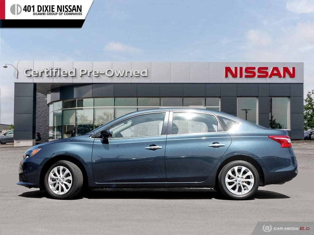 2016 Nissan Sentra 1.8 SV CVT in Mississauga, Ontario - 3 - w1024h768px