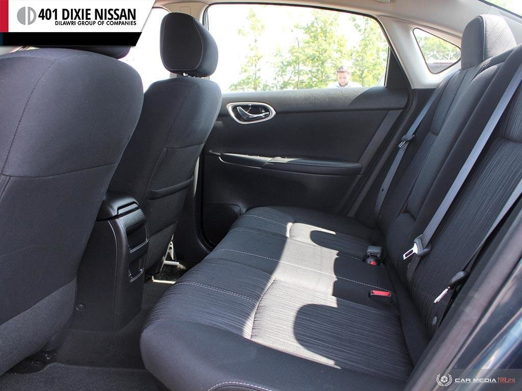 2016 Nissan Sentra 1.8 SV CVT in Mississauga, Ontario - 26 - w1024h768px