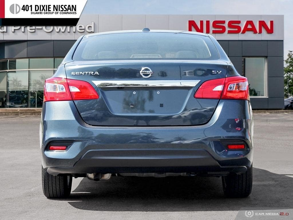 2016 Nissan Sentra 1.8 SV CVT in Mississauga, Ontario - 5 - w1024h768px
