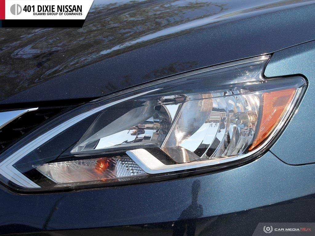 2016 Nissan Sentra 1.8 SV CVT in Mississauga, Ontario - 10 - w1024h768px