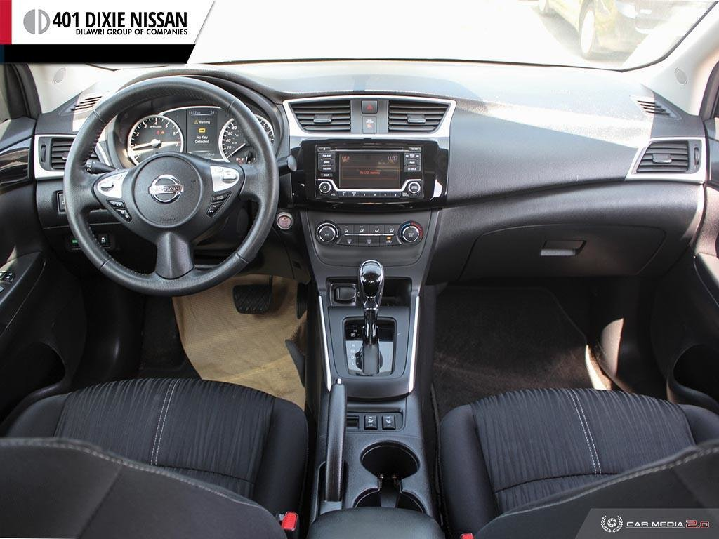 2016 Nissan Sentra 1.8 SV CVT in Mississauga, Ontario - 27 - w1024h768px