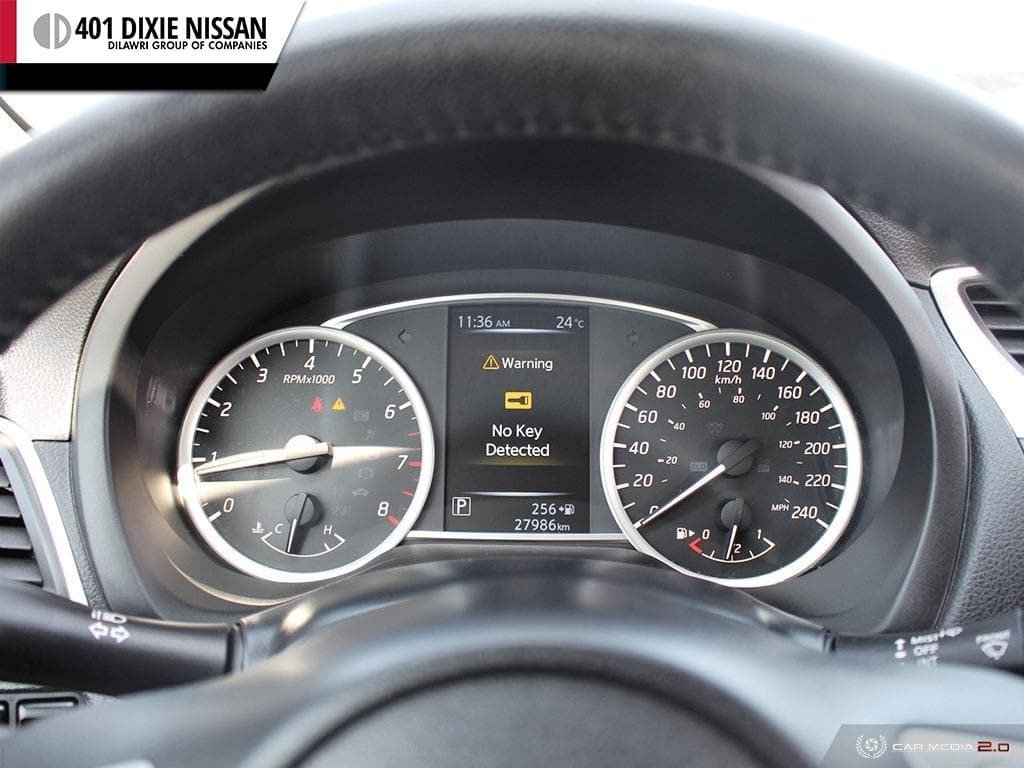 2016 Nissan Sentra 1.8 SV CVT in Mississauga, Ontario - 15 - w1024h768px
