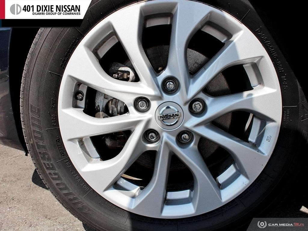 2016 Nissan Sentra 1.8 SV CVT in Mississauga, Ontario - 6 - w1024h768px