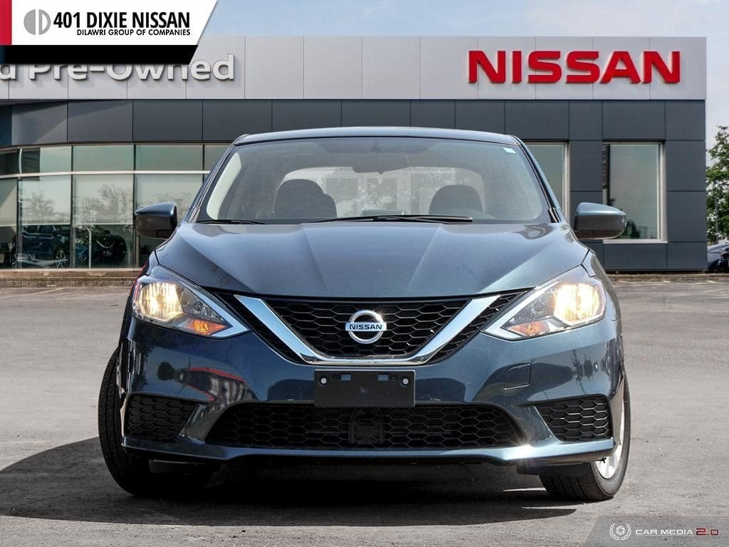 2016 Nissan Sentra 1.8 SV CVT in Mississauga, Ontario - 2 - w1024h768px