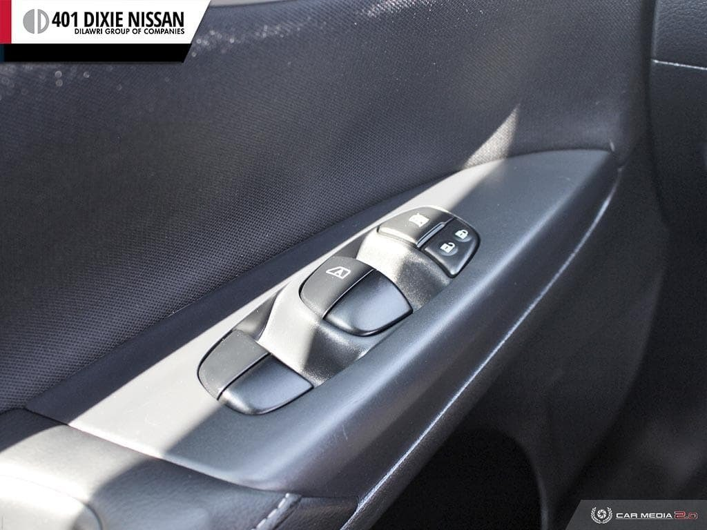 2016 Nissan Sentra 1.8 SV CVT in Mississauga, Ontario - 17 - w1024h768px
