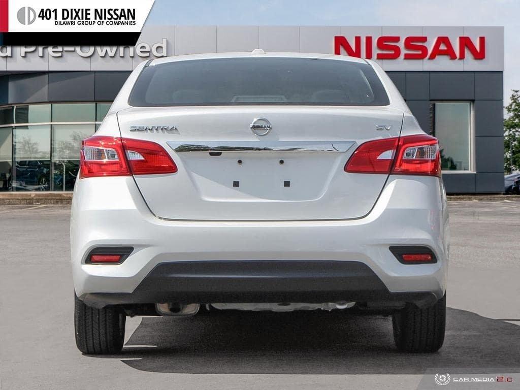 2016 Nissan Sentra 1.8 SV CVT in Mississauga, Ontario - 5 - w1024h768px