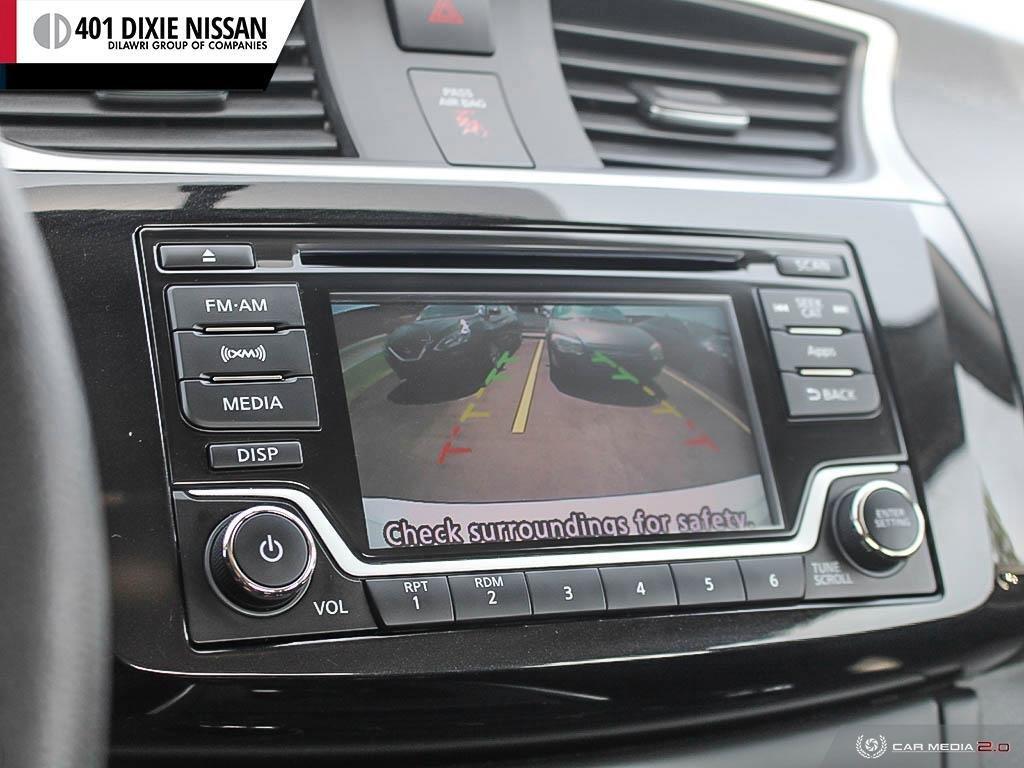2016 Nissan Sentra 1.8 SV CVT in Mississauga, Ontario - 26 - w1024h768px