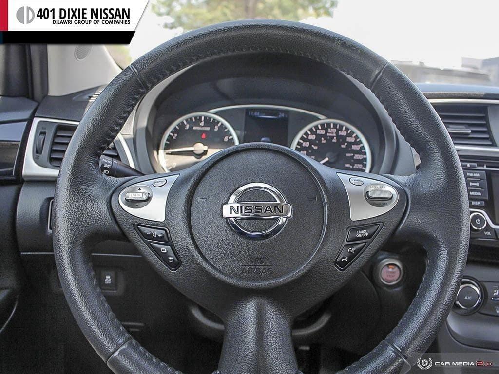 2016 Nissan Sentra 1.8 SV CVT in Mississauga, Ontario - 14 - w1024h768px