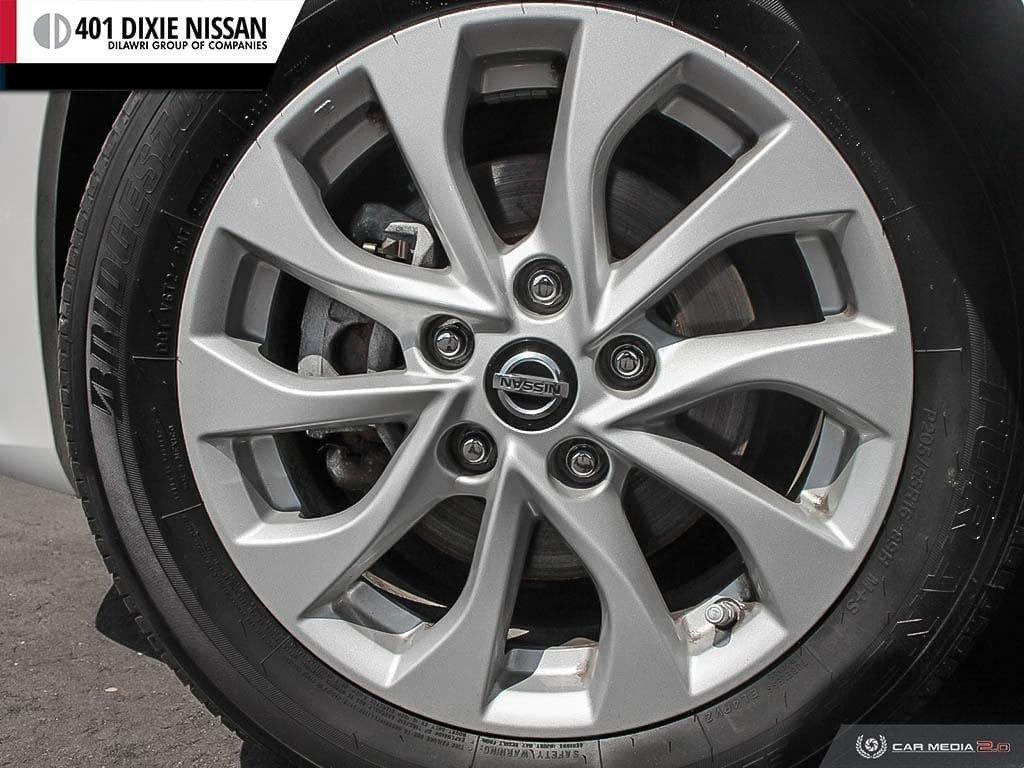 2016 Nissan Sentra 1.8 SV CVT in Mississauga, Ontario - 6 - w1024h768px