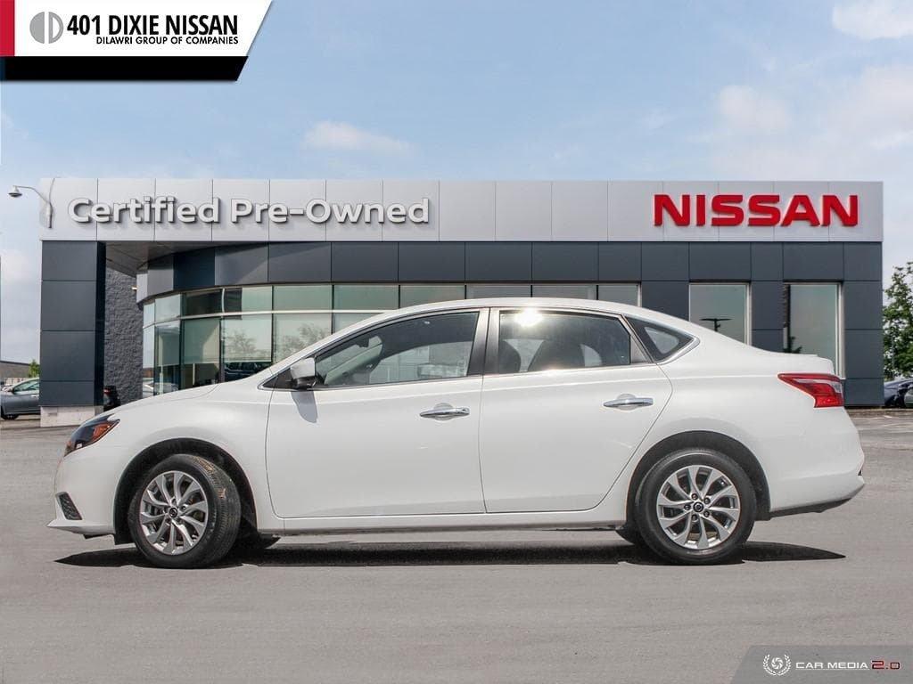 2016 Nissan Sentra 1.8 SV CVT in Mississauga, Ontario - 3 - w1024h768px